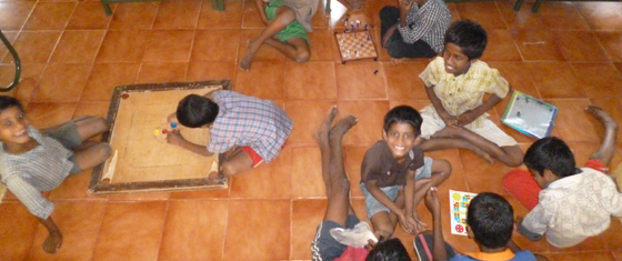 Childrens Play Time - Sevalayam